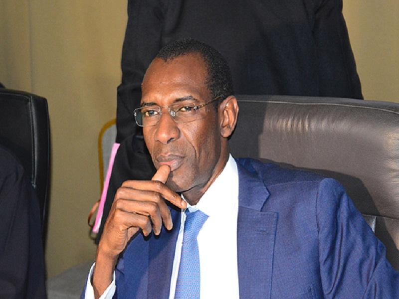 Tension à la trésorerie de l'Etat : Abdoulaye Daouda Diallo dément et donne des chiffres
