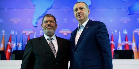 "Egypte: l'ancien Président Mohamed Morsi ""a été tué"", selon Erdogan"