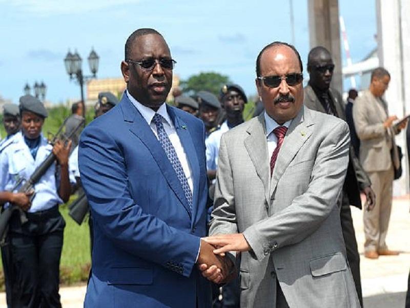 """Ingérence du Président mauritanien dans le scandale Petro-Tim au Sénégal: """"C'est du n'importe quoi"""""""