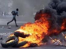 Colobane : Après le saccage des cantines, la bataille de tous les dangers entre jeunes de la localité et commerçants