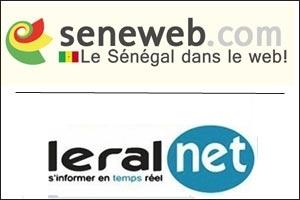 Les Responsables de seneweb.com et Leral.net convoqués a la DIC : Le Net à la rue Carde, ce lundi