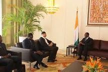 Visite en Côte d'Ivoire : Karim Wade brode sur la situation de l'énergie au Sénégal
