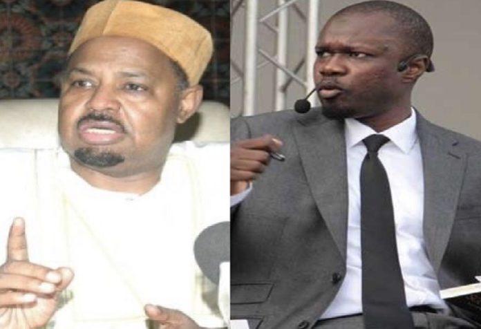 """""""Ousmane Sonko est endetté et veut tendre la main à Macky Sall pour s'acquitter de ses dettes"""", selon Ahmed Khalifa Sall"""