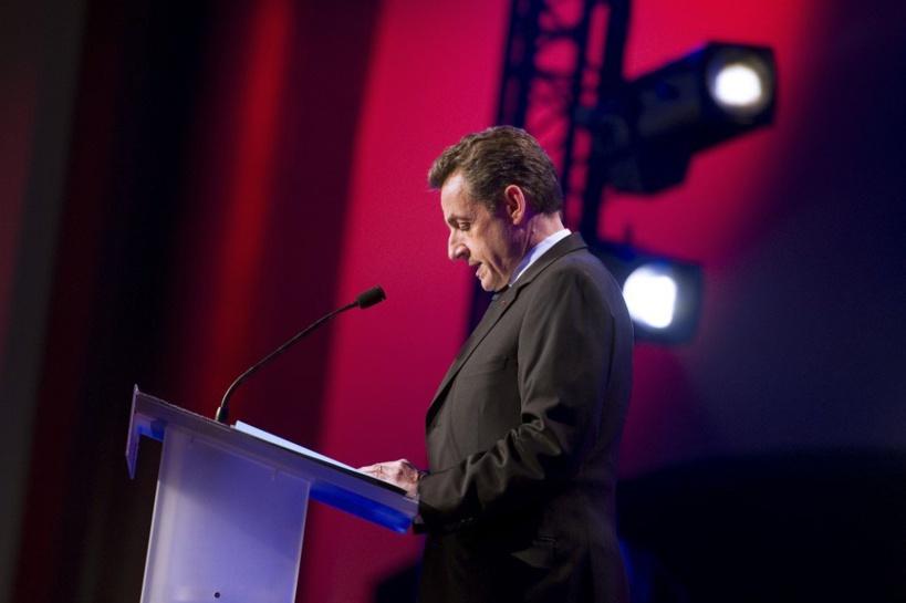 Sarkozy ferme la porte à un retour en politique