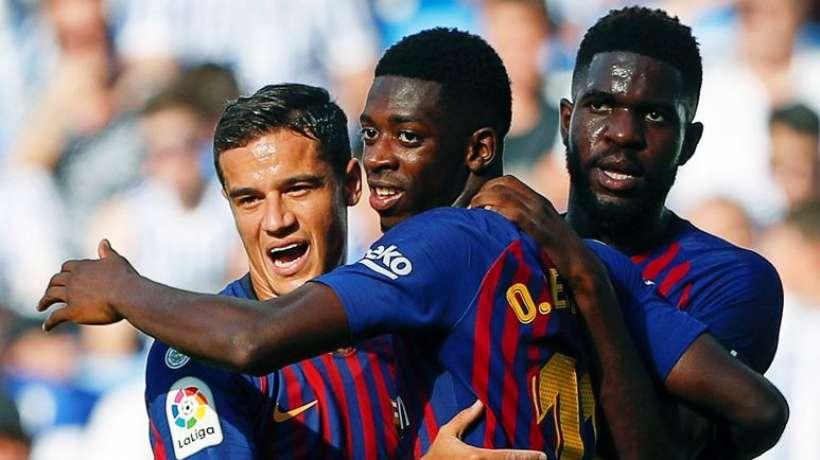 Dossier Neymar : le PSG veut récupérer Ousmane Dembélé... en plus de Coutinho