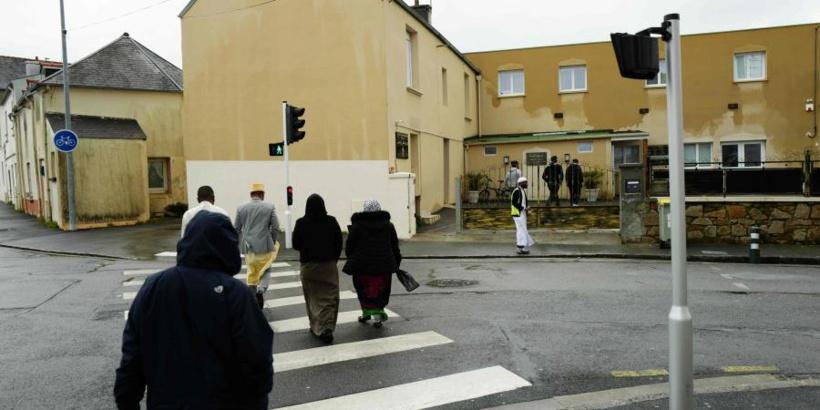 Des tirs devant une mosquée de Brest font deux blessés