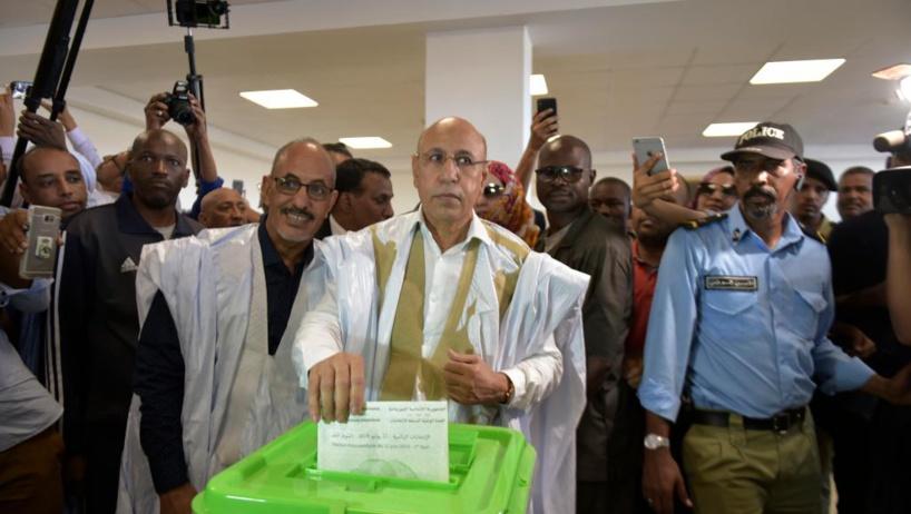 Présidentielle Mauritanie: Ghazouani remercie ses soutiens