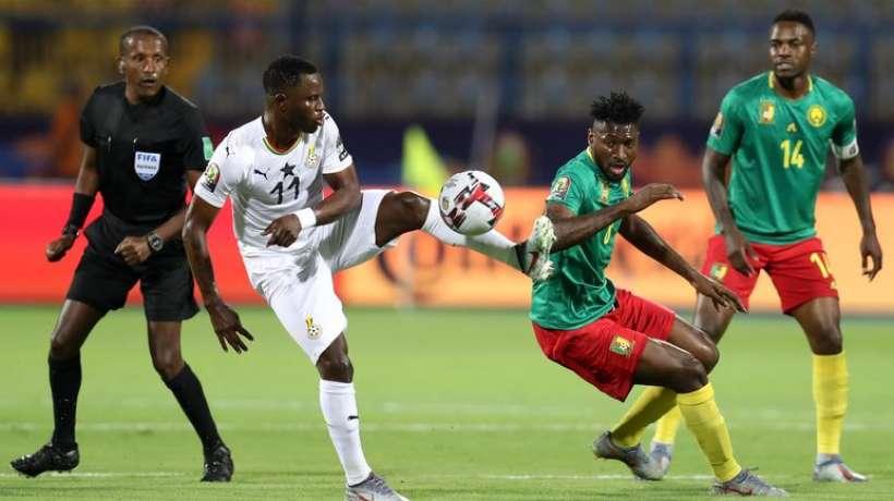CAN2019: Le Ghana et le Cameroun font un nul vierge