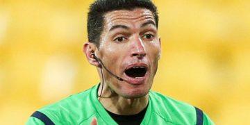 #CAN2019 : récemment gracié, l'arbitre Grisha Gehad va siffler le match Kenya - Sénégal ce soir