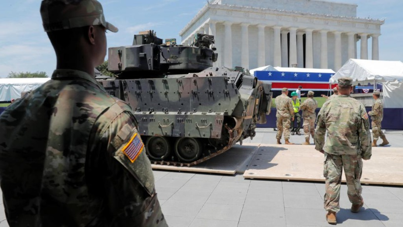 États-Unis: Donald Trump révolutionne la fête nationale du 4 juillet