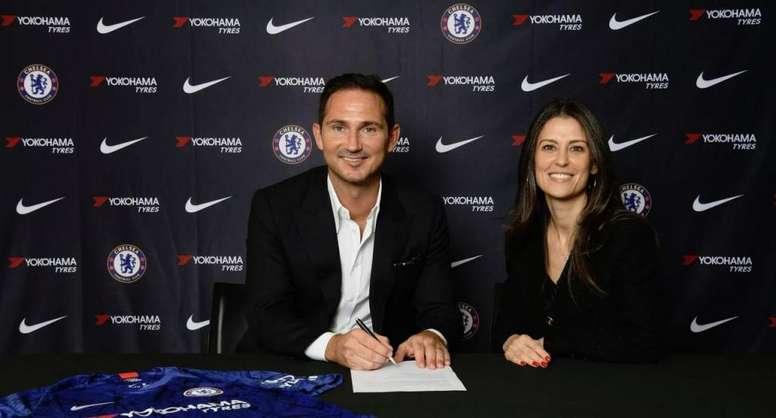 OFFICIEL : Frank Lampard de retour à Chelsea