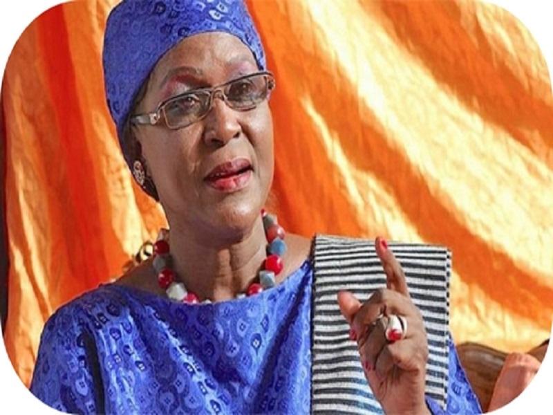 10 millions Fcfa de caution fixés pour les locales: Amsatou Sow Sidibé relève les incohérences du texte