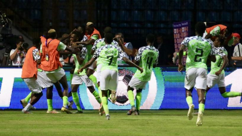 CAN-2019 : le Nigeria renverse le Cameroun et file en quarts