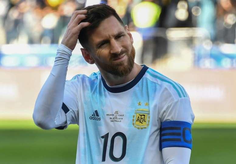 """La Conmebol juge les accusations de corruption de Messi """"inacceptables"""