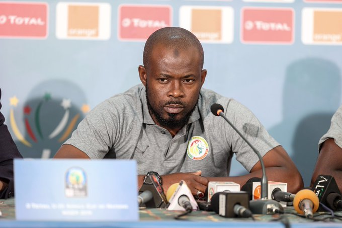 Can 2019: Le Sénégal se projette déjà sur les demi-finales: Youssou Dabo et Mayacine Mar en mission de supervision