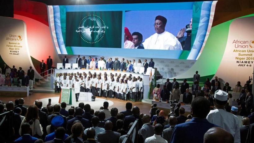 UA: le sommet de Niamey marqué par la Zlec, les migrations et le terrorisme