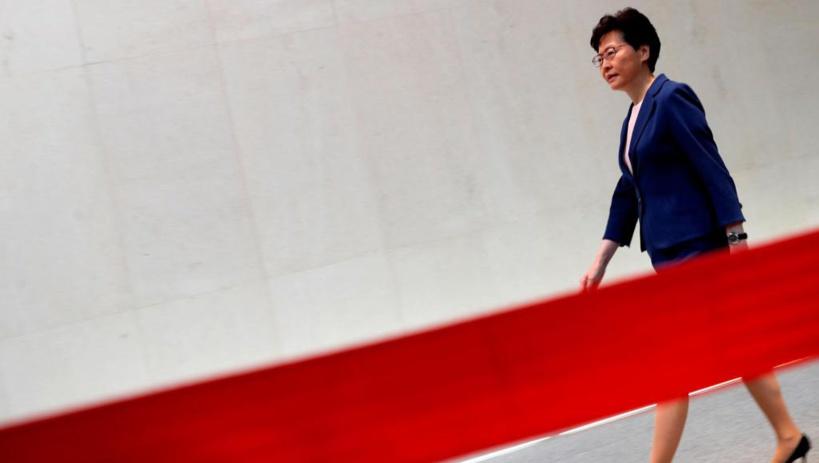 Hong Kong: Carrie Lam annonce la «mort» du projet de loi sur les extraditions