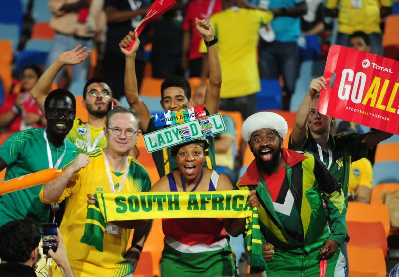 #NGARSA - Egalisation de l'Afrique du Sud (1-1)