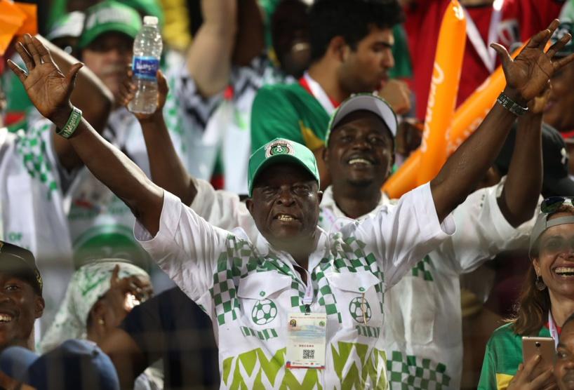 #NGARSA - Le Nigéria marque un deuxième but (2-1) et se qualifie en demi-finale