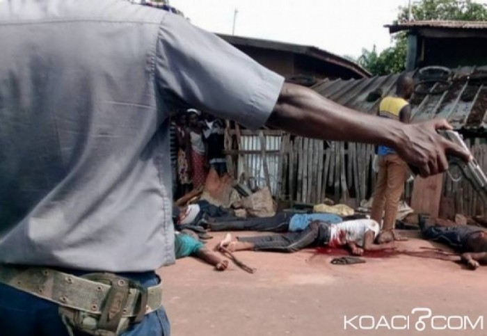 Côte d'Ivoire : Le procès des gendarmes qui ont commis une bavure sur des agents des pompes débute ce vendredi
