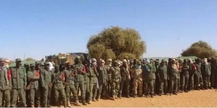 Mali : Plus de 600 ex-combattants sur un total de 1 840 à transporter à Bamako