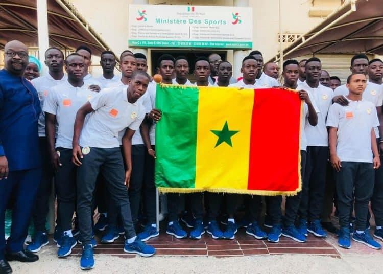 Coupe du Monde U17: le Sénégal partage son groupe avec le Japon, les États-Unis et les Pays Bas