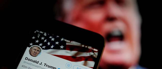 En un tweet, Trump mine la médiation française en Iran