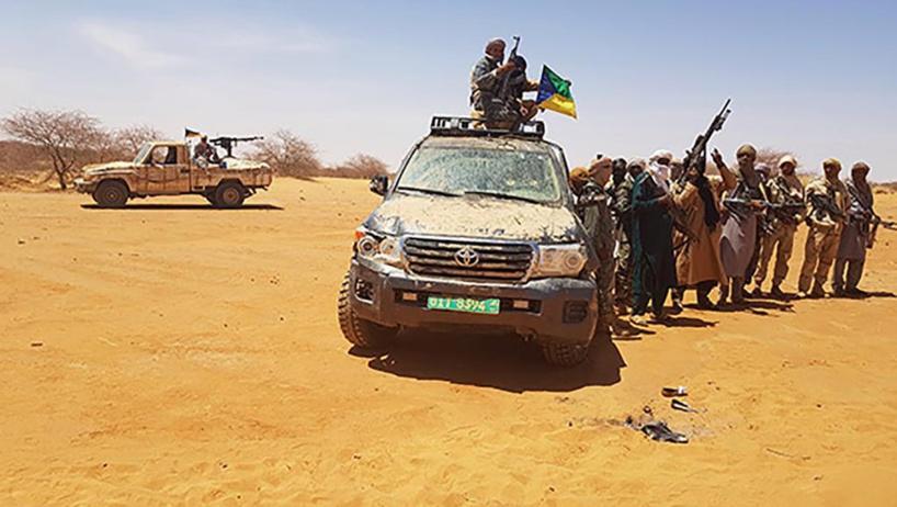 Mali: le MSA intègre la plateforme des mouvements armés du Nord