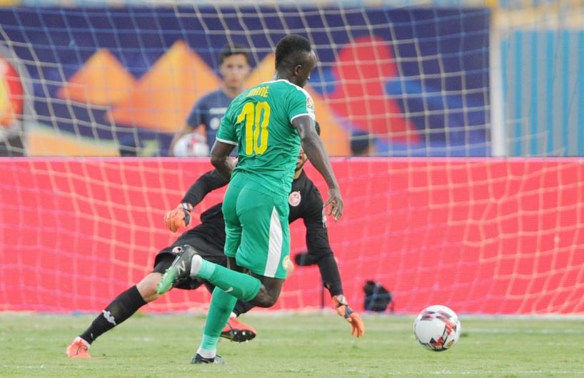 BUUUUUUUUUUUUT du Sénégal à la 100e minute (1-0)