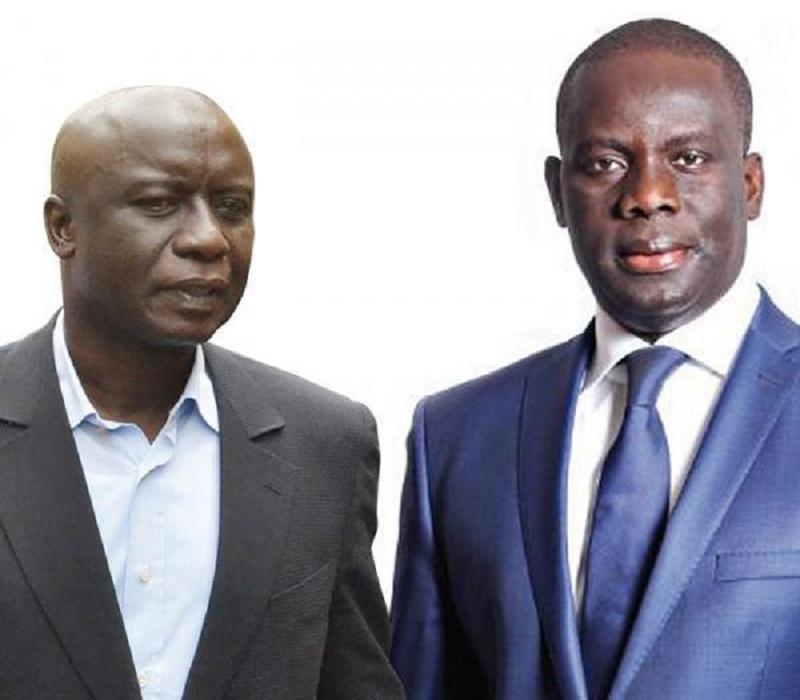 Décès de Tanor : Idy et Gakou au chevet de Khalifa Sall