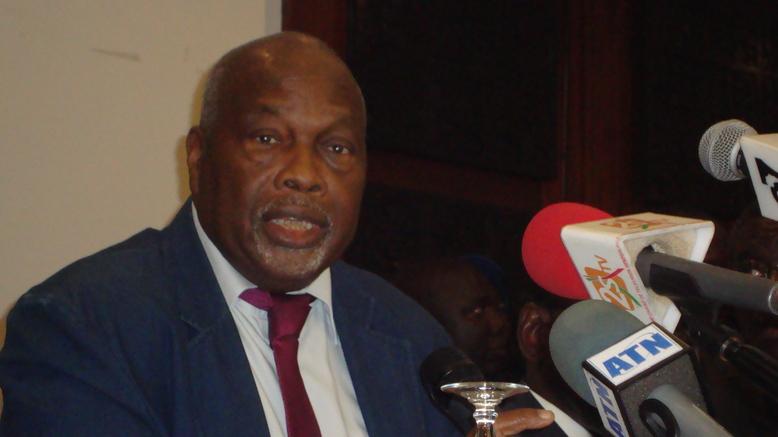 """Amath Dansokho : """"Notre combat contre Me Abdoulaye Wade est une bataille de libération nationale"""""""