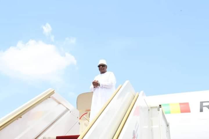 Le président malien IBK prendra part aux obsèques de Ousmane Tanor Dieng
