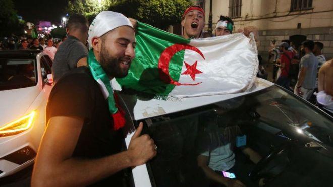 Can 2019 : l'Algérie condamnée pour le comportement de ses fans