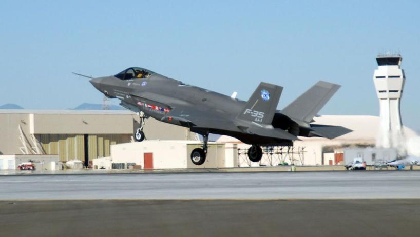 Washington exclut la Turquie du programme d'avions de chasse F-35