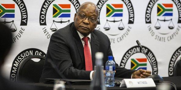Afrique du Sud : l'audition du président Zuma suspendue, reprenne le vendredi