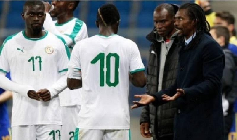 #SENALG: A 24 heures de la finale, Aliou Cissé est abattu et triste