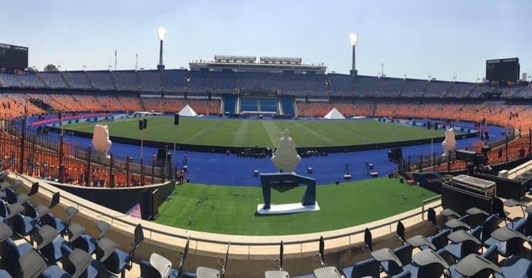 #SENALG: Pour des mesures de sécurité, le stade du Caire fermera ses portes 5h avant le match !