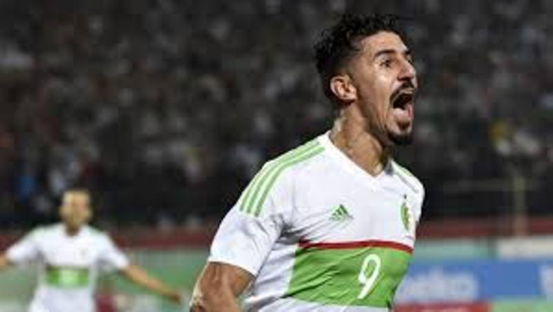 Finale CAN2019: l'Algérie mène 1 à 0 à la mi-temps