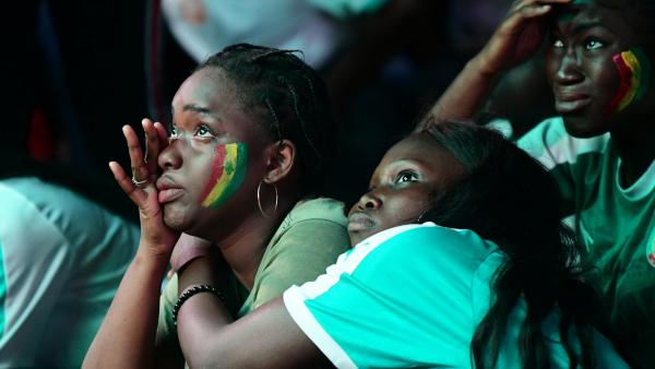 CAN 2019: après la défaite en finale, Dakar entre tristesse et fair-play