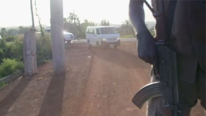 Quatre Turcs enlevés au Nigeria