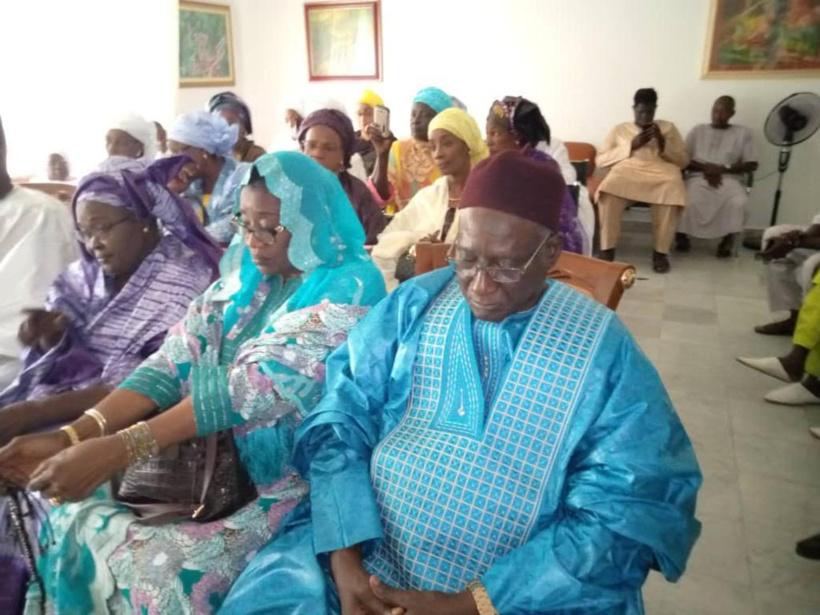 Condoléances: Me Abdoulaye Wade dépêche une importante délégation chez le Président O. Tanor Dieng à Dakar