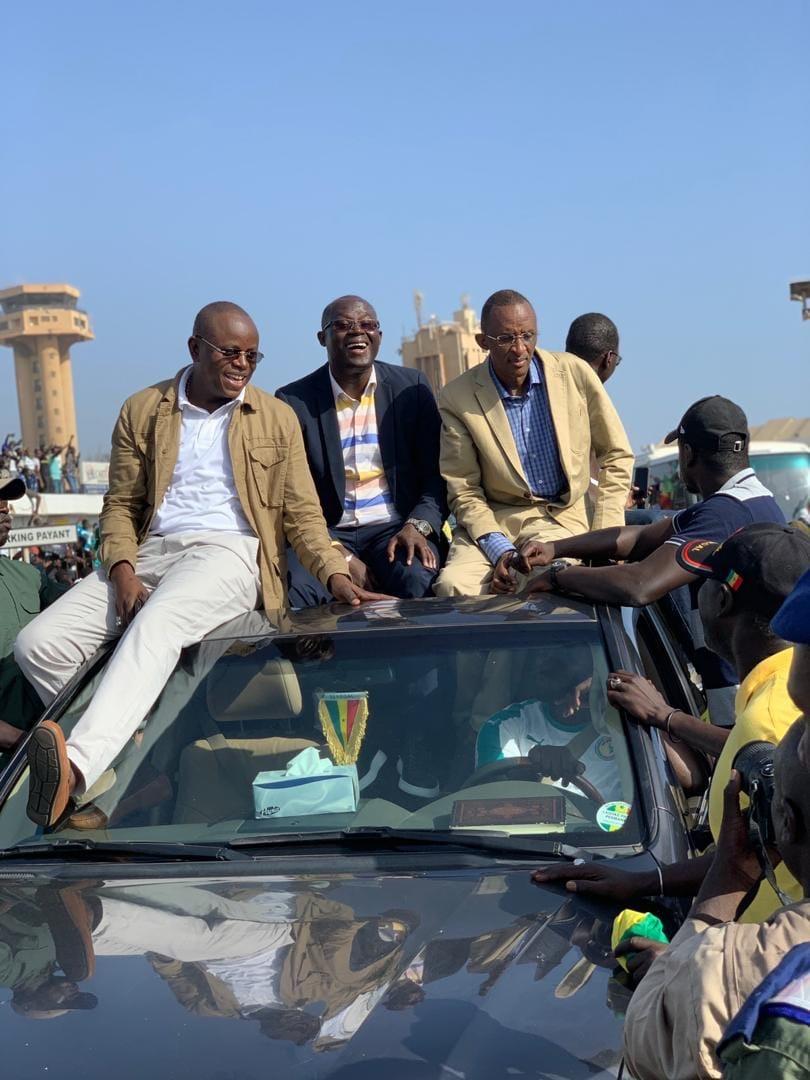 Fêtez l'échec et taisez-vous... à la fin c'est toujours le Sénégal qui perd