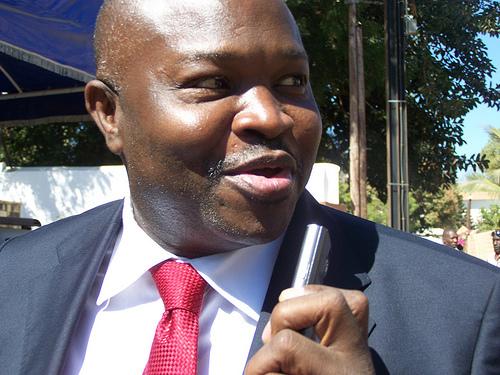 Me ALioune Badara Cissé, coordonnateur général de l'APR avocat de Barthélemy Dias