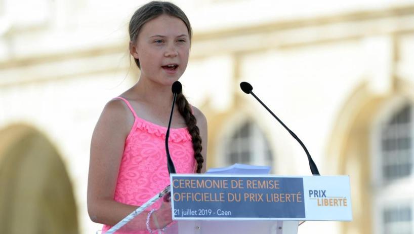 La venue de Greta Thunberg à l'Assemblée nationale électrise la classe politique