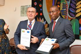 Projet de gestion intégrée des zones côtières: l'Union européenne arme le Sénégal