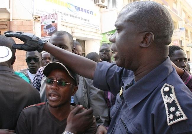 Campement de jeunes socialistes au commissariat central : La tension en ébauche
