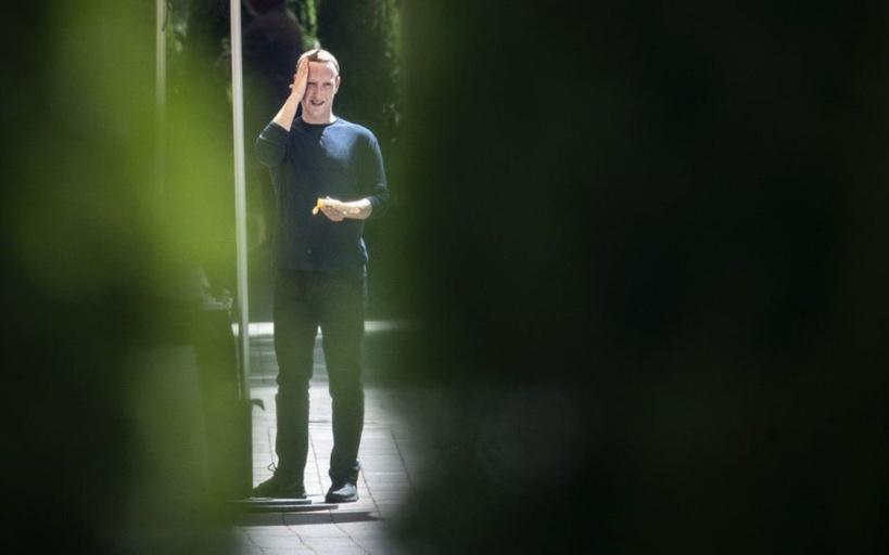 Facebook condamné à une amende de 5 milliards de dollars après ses fuites de données