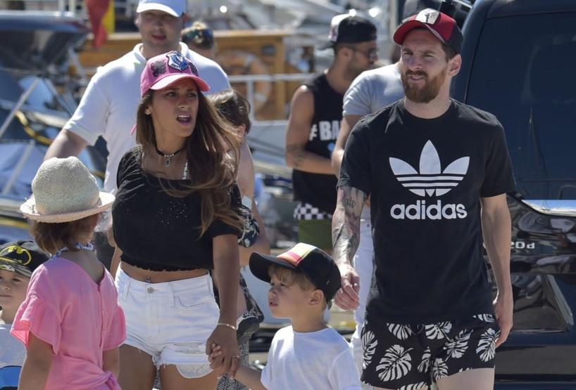 Messi impliqué dans une altercation lors de ses vacances à Ibiza