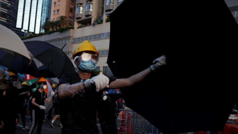 Hong Kong: la crise s'aggrave, Pékin appelle les autorités à «rétablir l'ordre»