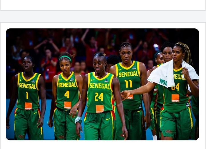 Afrobasket 2019: Le Sénégal dans la poule A avec l'Egypte et la Côte d'Ivoire
